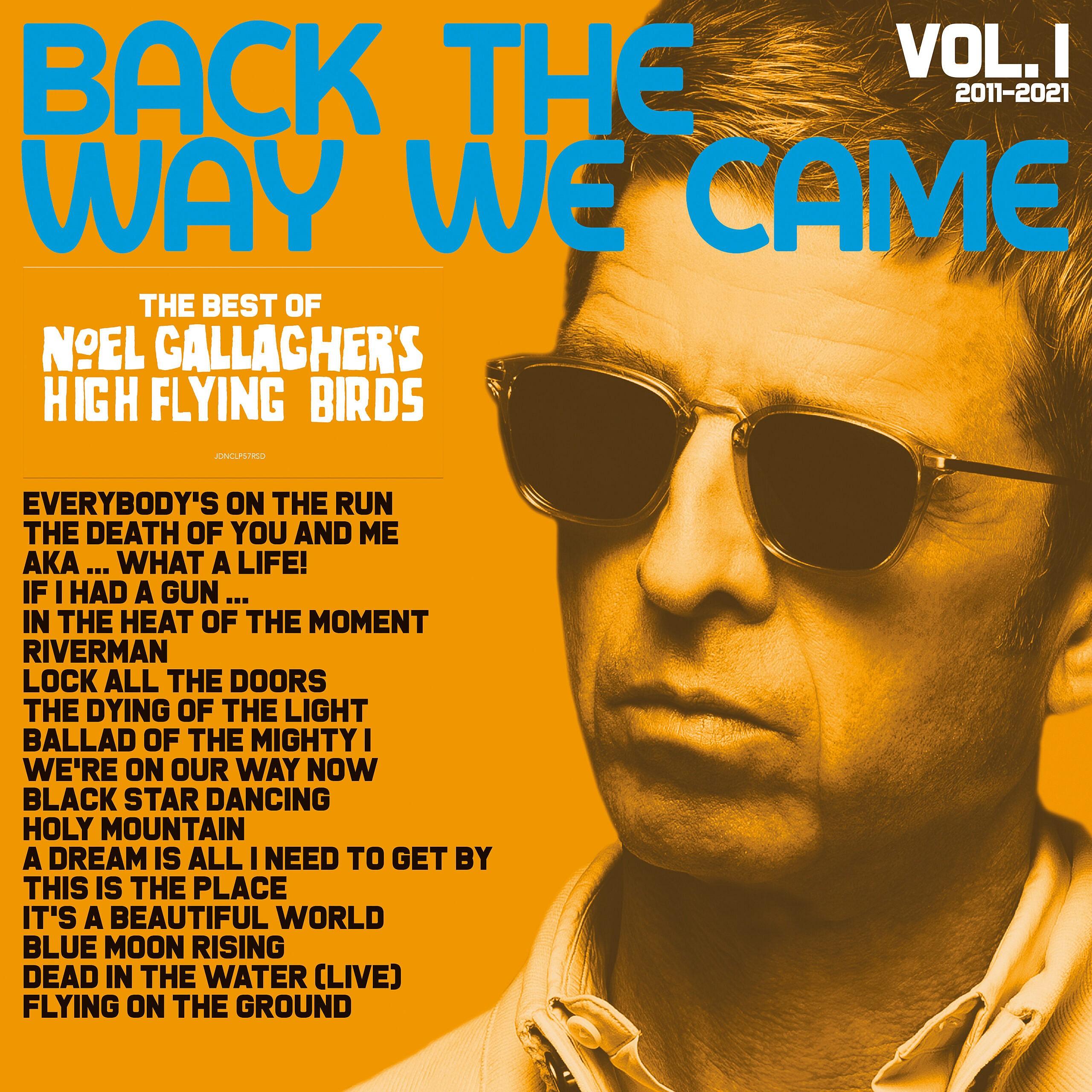 Back The Way We Came: Vol. 1 (2011 - 2021) (Yellow Black split vinyl)