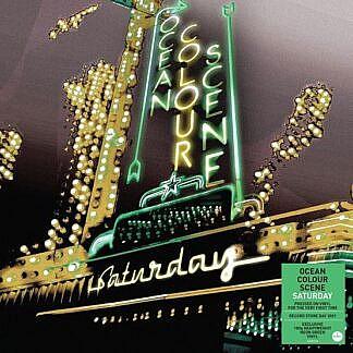 Saturday (Neon Yellow Vinyl)