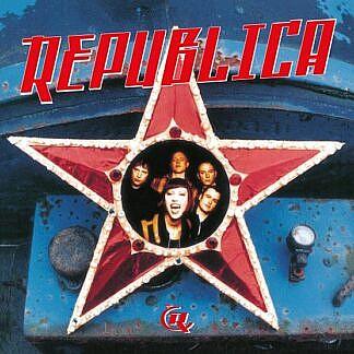 Republica (Translucent Blue Coloured Vinyl)
