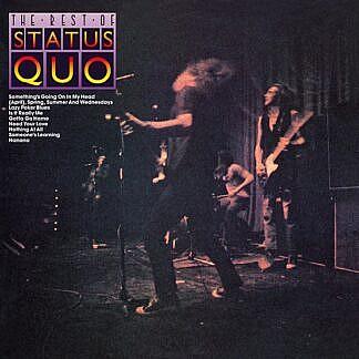 The Rest Of Status Quo (Coloured Vinyl)
