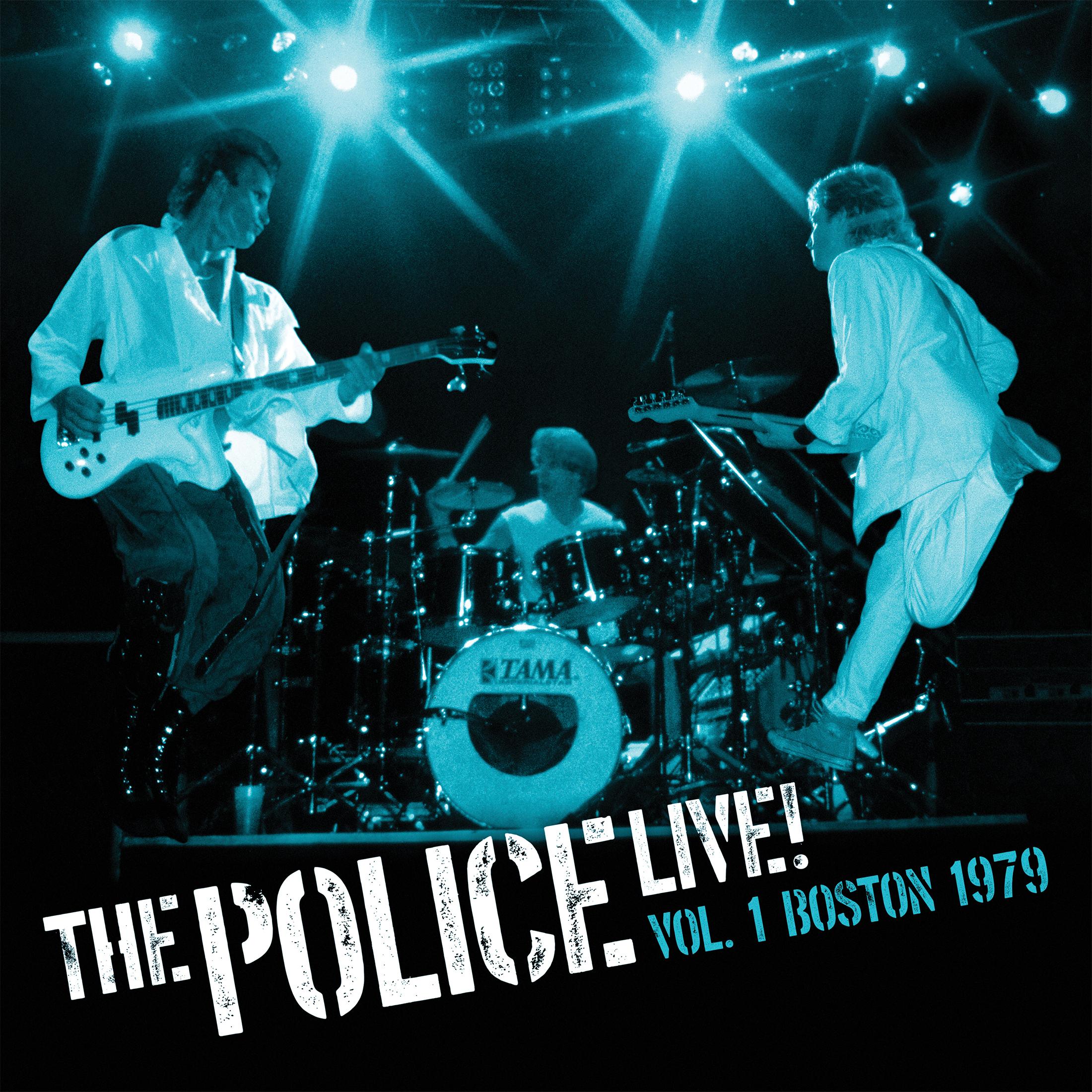 Live Vol.1 Boston 1979 (Coloured vinyl)