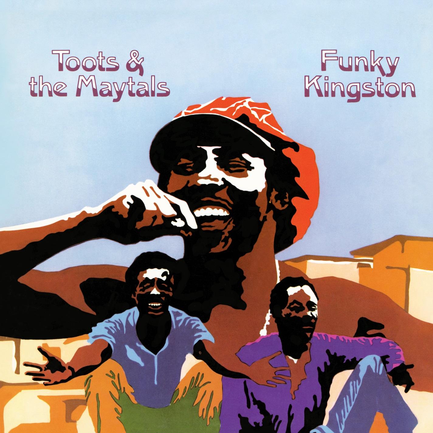 Funky Kingston (Turqouise and Cream vinyl)