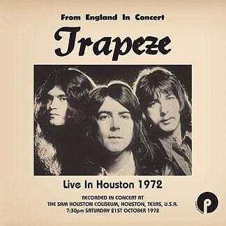 Live In Houston 1972