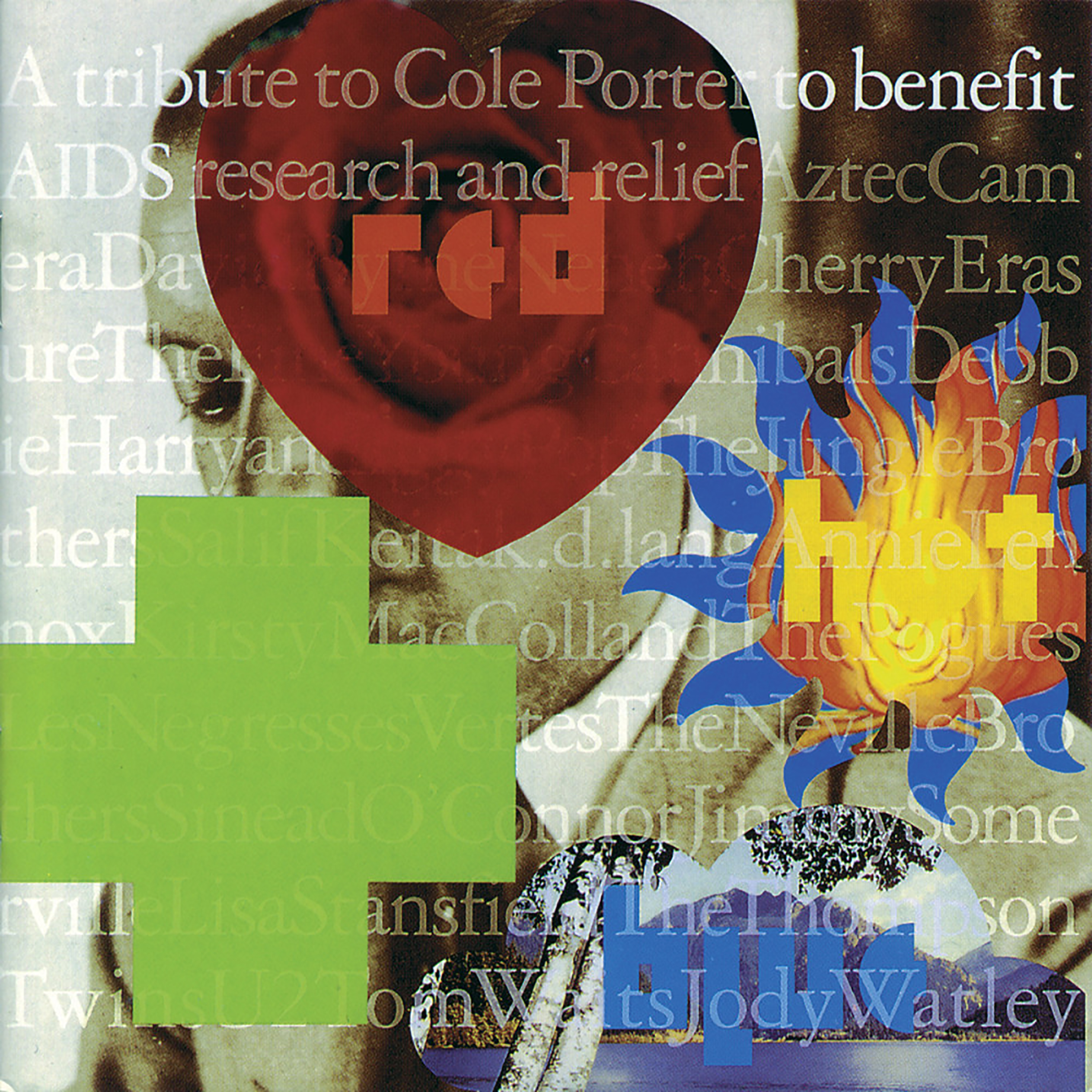 Red Hot & Blue A Tribte To Cole Porter
