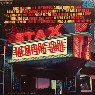 Memphis Soul 1967