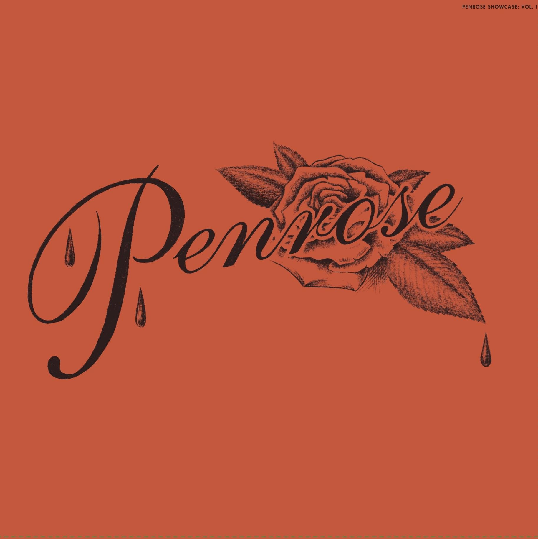 Penrose Showcase Vol.1 (clear vinyl wth slipmat)