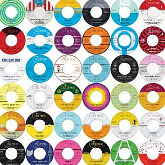 Soul Slabs Volume 3 (Tranjsparent red vinyl)