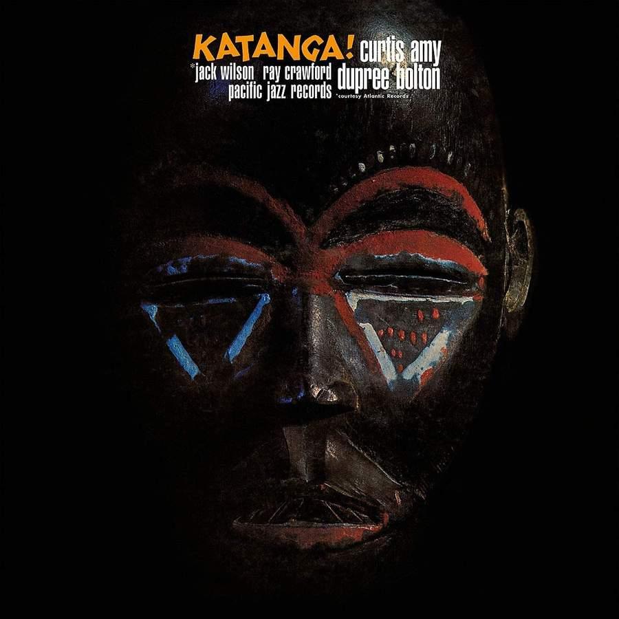 Katanga  (180gm analogue Tone Poet)