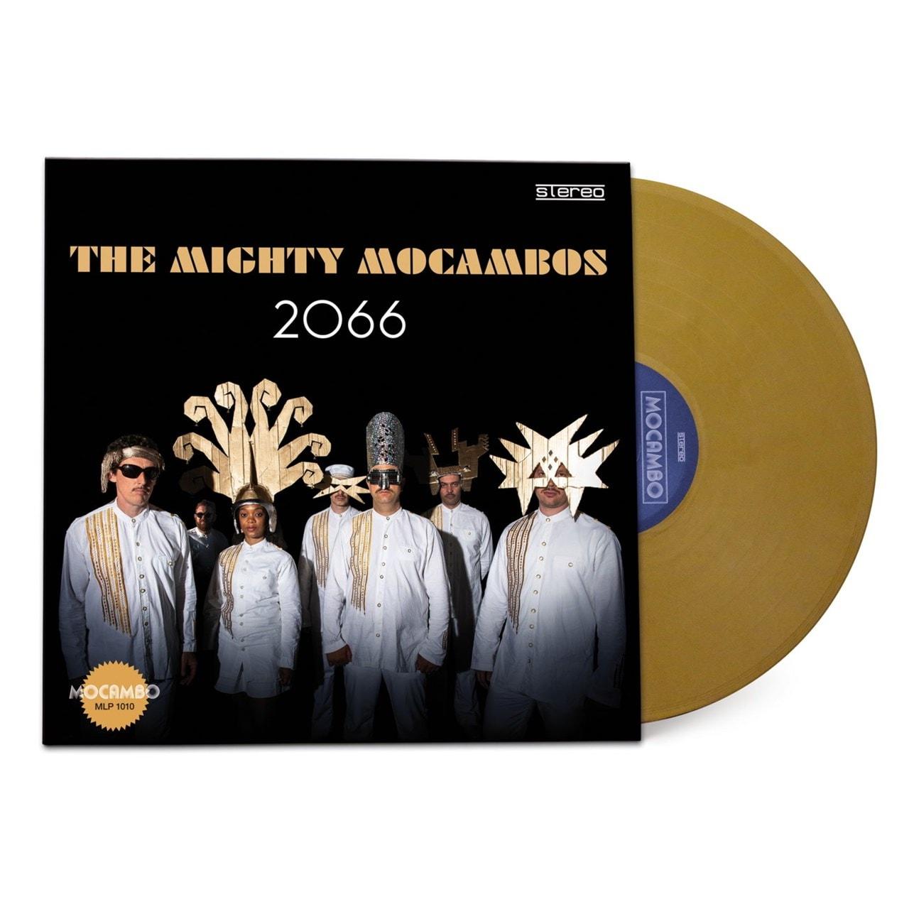 2066 (Gold Vinyl Edition)