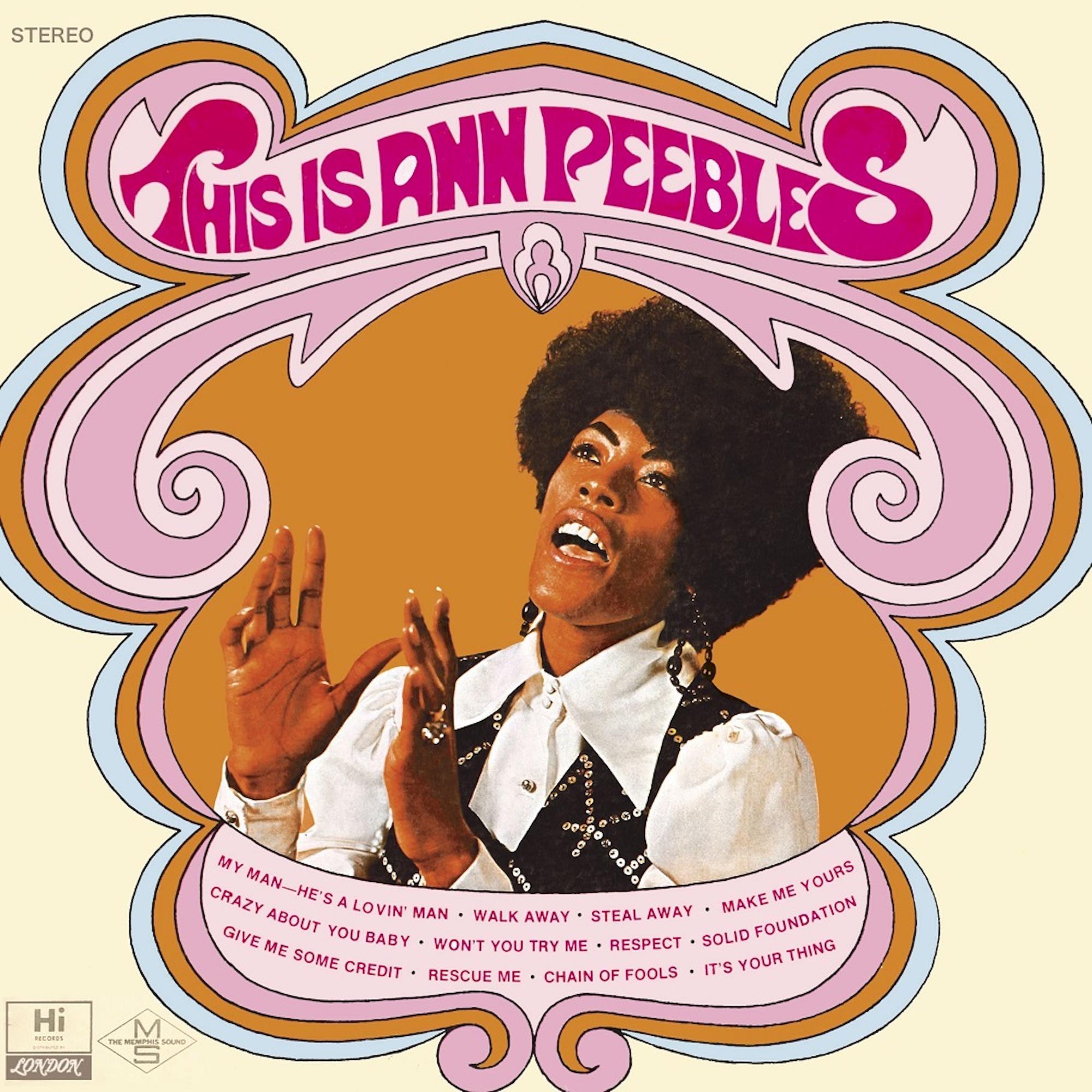 This Is Ann Peebles (violet vinyl)