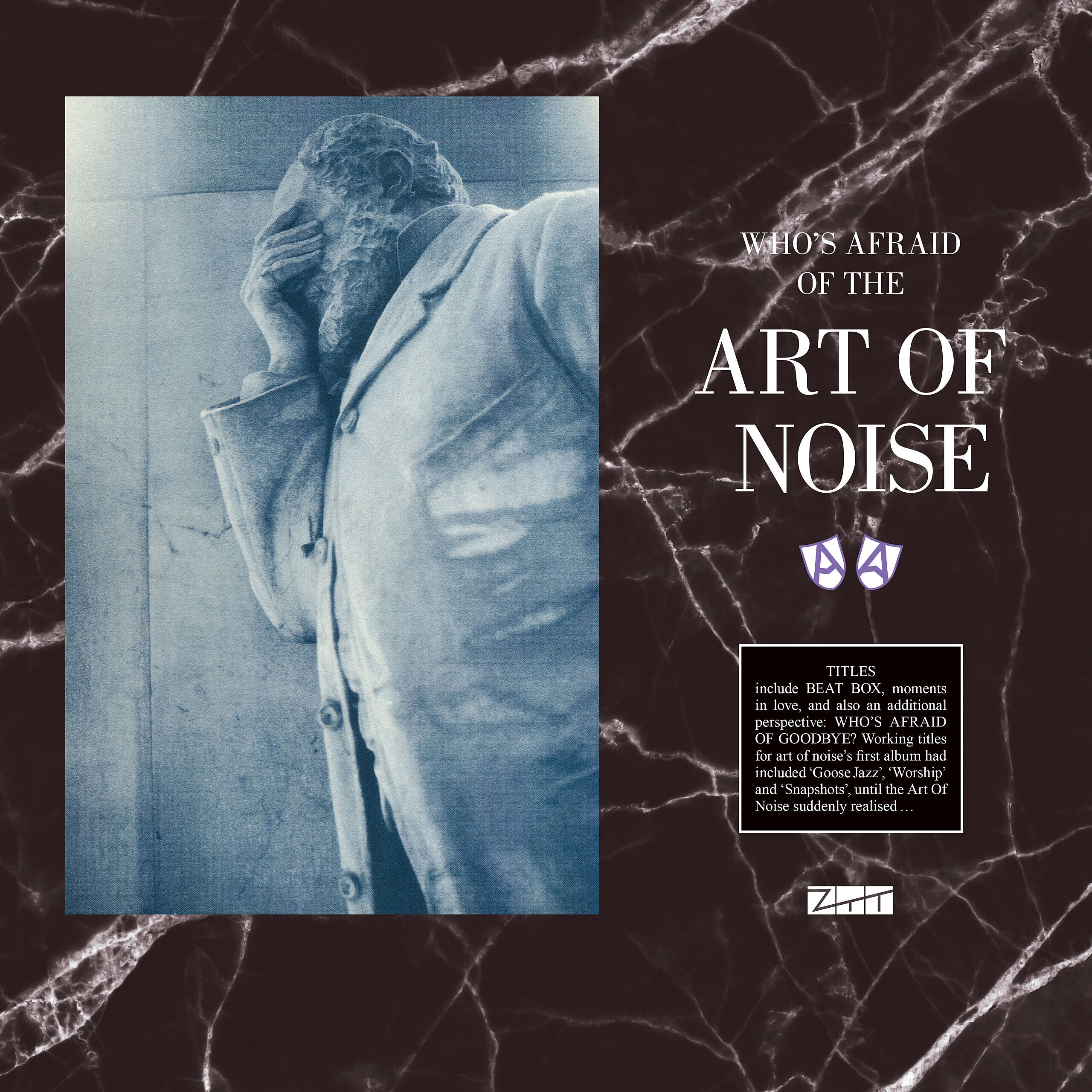 Who's Afraid of the Art Of Noise? / Who's Afraid Of Goodbye?