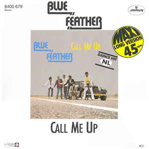 """Call Me Up/Let's Funk Tonight (12"""" Coloured Vinyl)"""