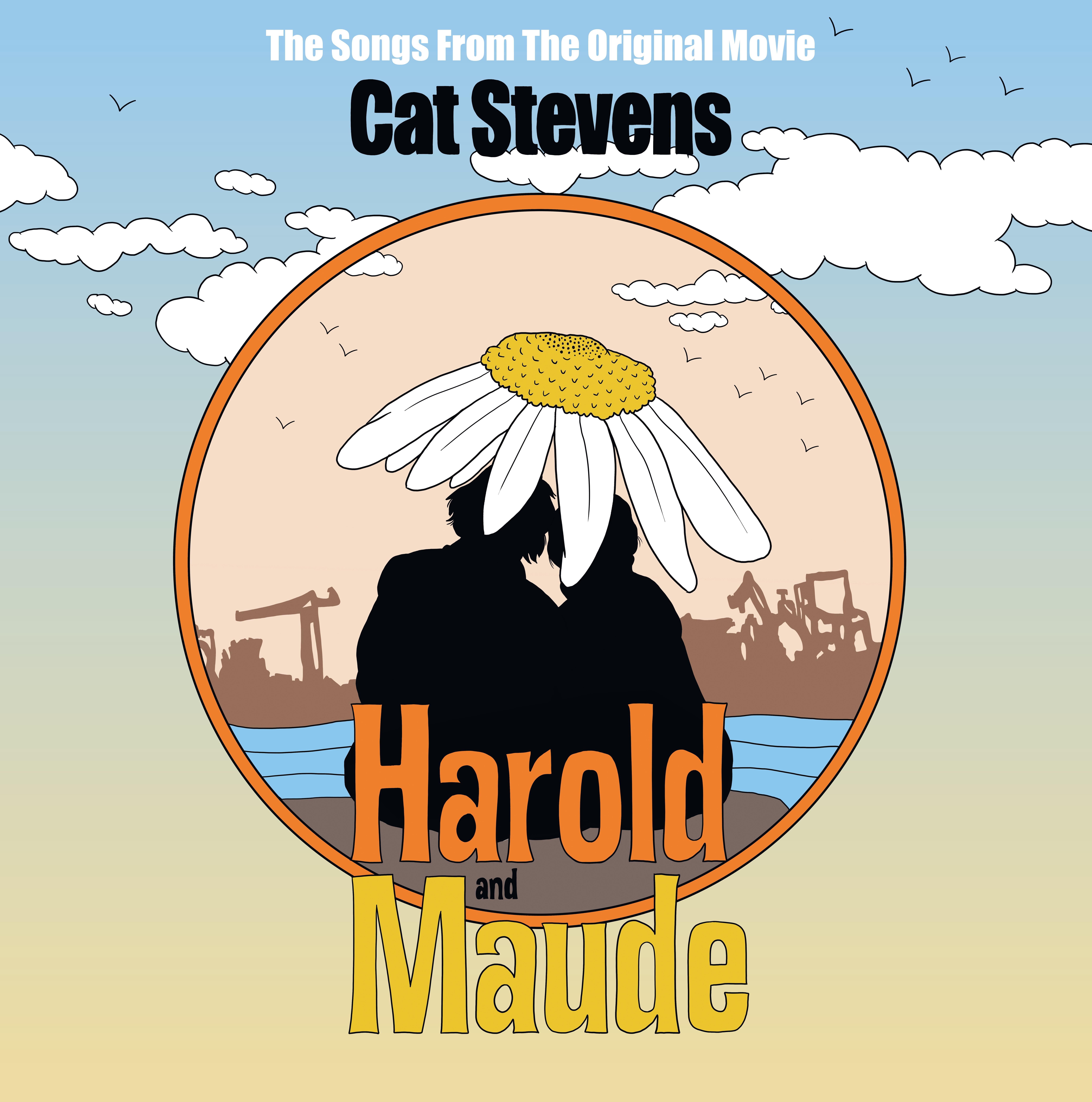 Harold & Maude OST (orange)
