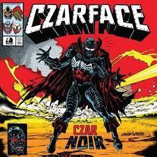 Czar Noir (w/ Comic Book)