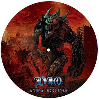 God Hates Heavy Metal (Pic Disc)