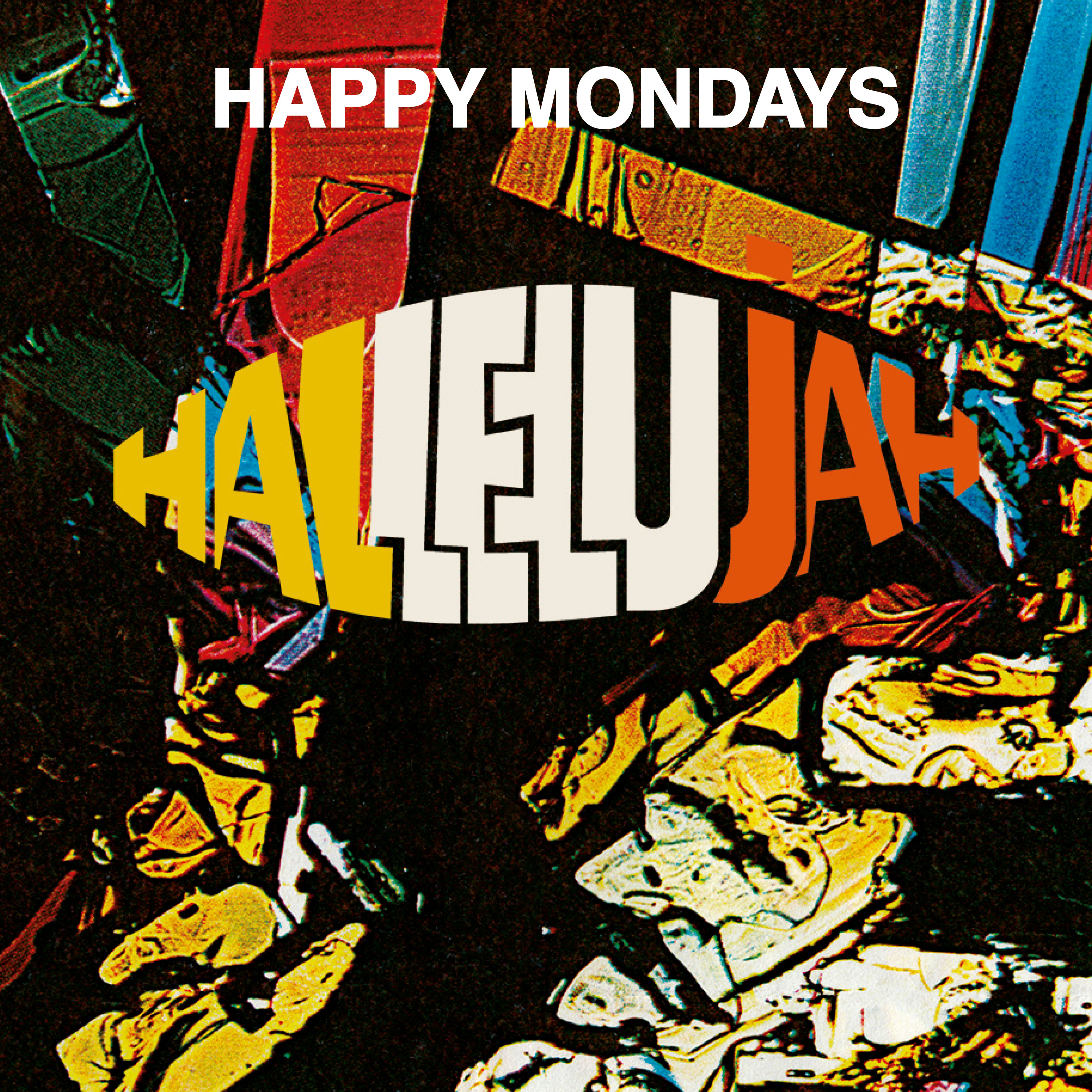 Hallelujah (Andrew Weatherall & Paul Oakenfold & Ewan Pearson mixes)