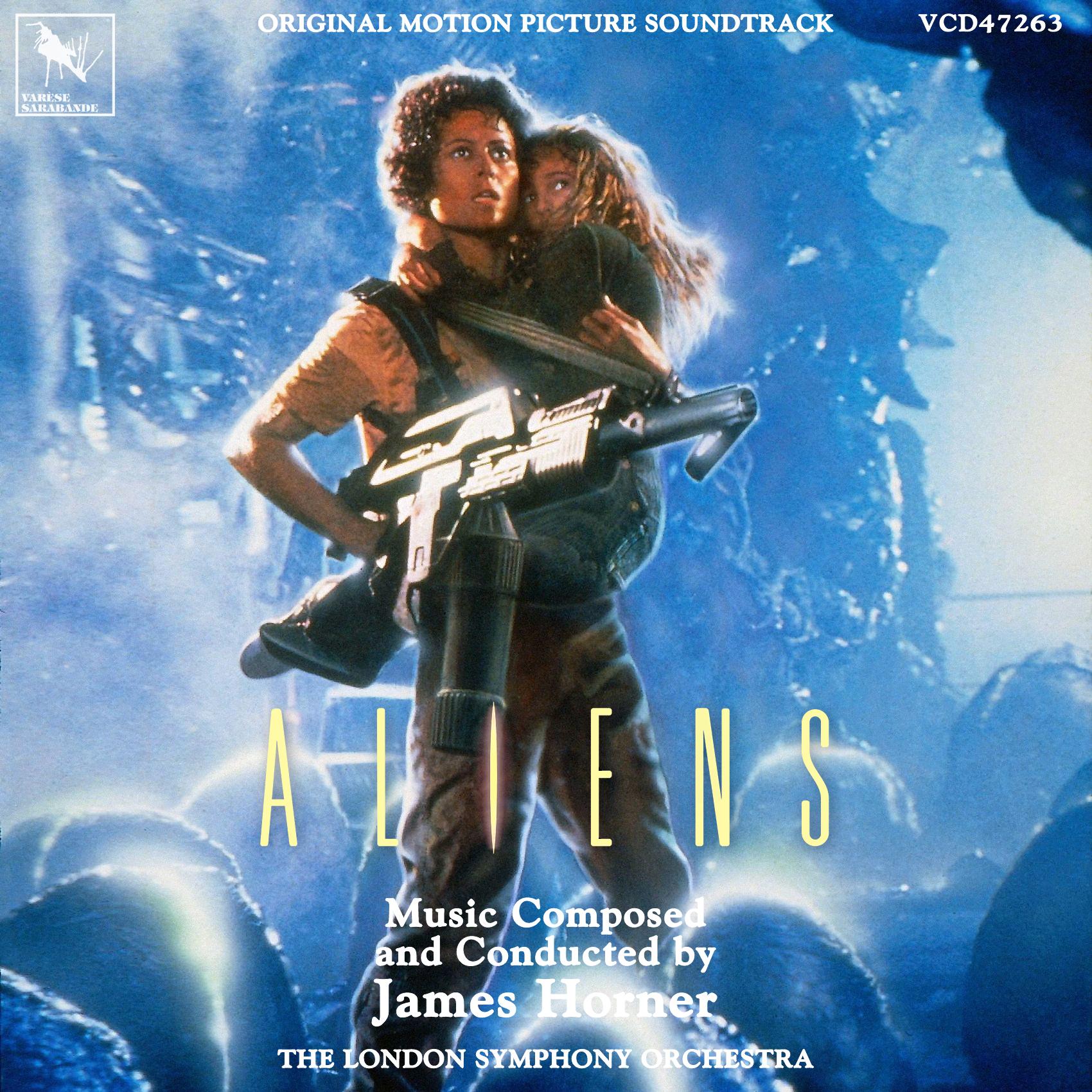 Aliens - Original Soundtrack (35th Anniversary Edition)