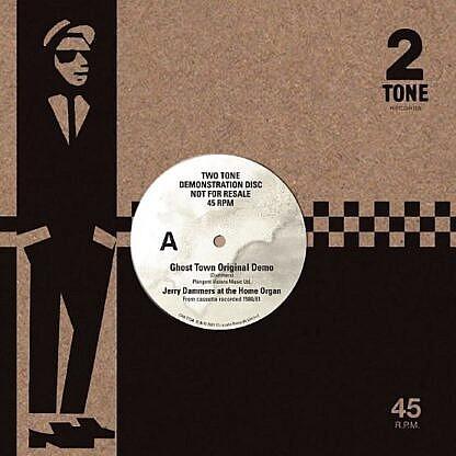 """At The Home Organ: Demos 1980-82 (10"""")"""