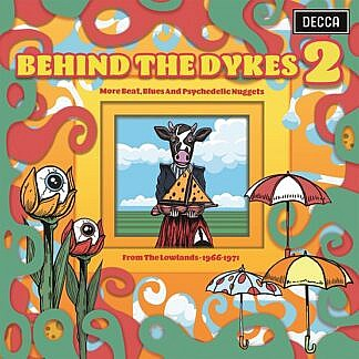 Behind The Dykes 2 - More Beats, Blues And Psychedelic Nuggets From The Lowlands 1966 - 1971 (Coloured Vinyl)