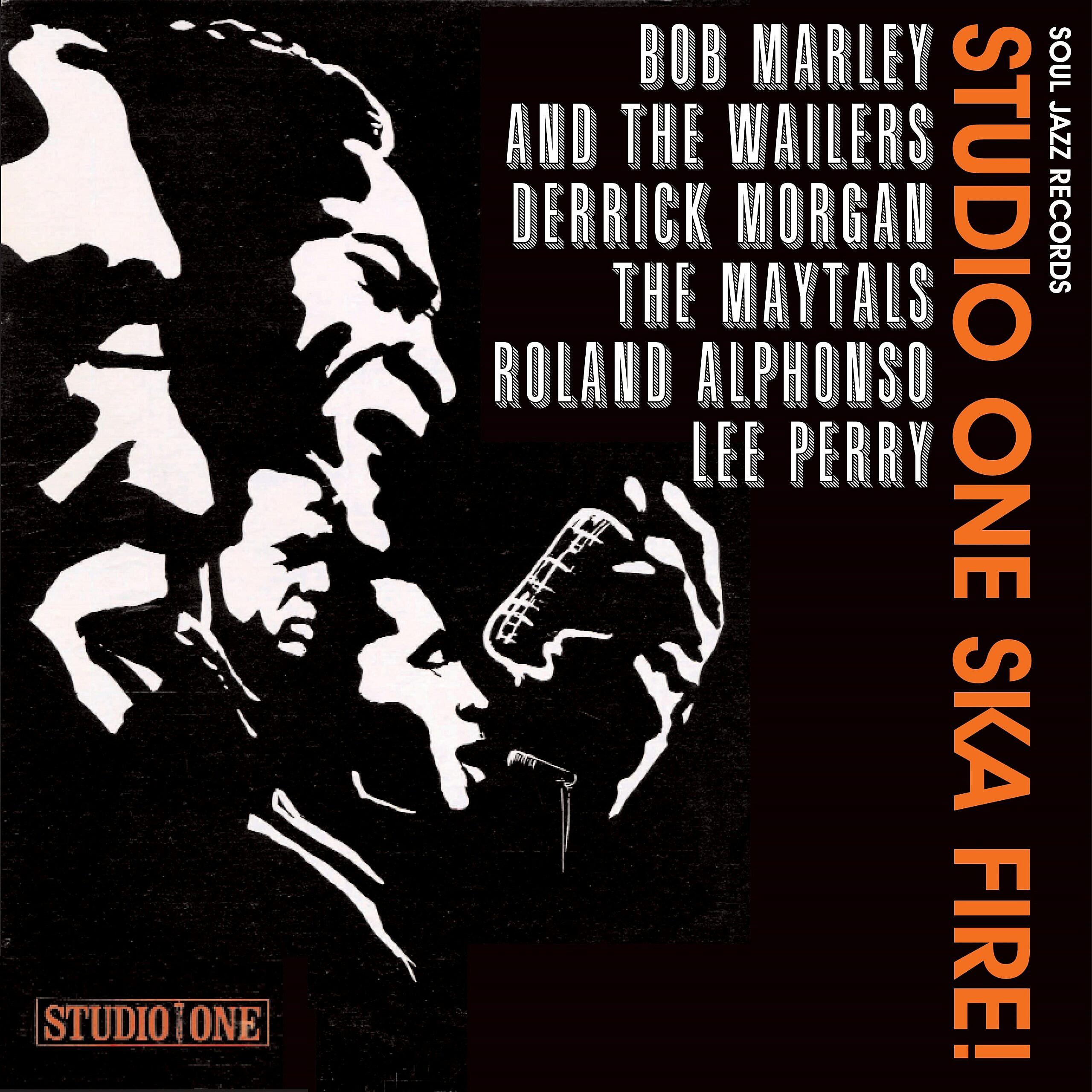 """Studio One Ska Fire! Collectors 7"""" Box Set"""