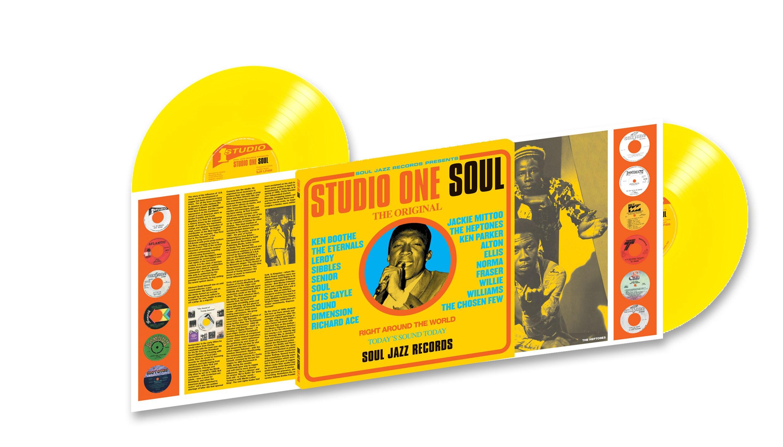 Studio One Soul (coloured vinyl)