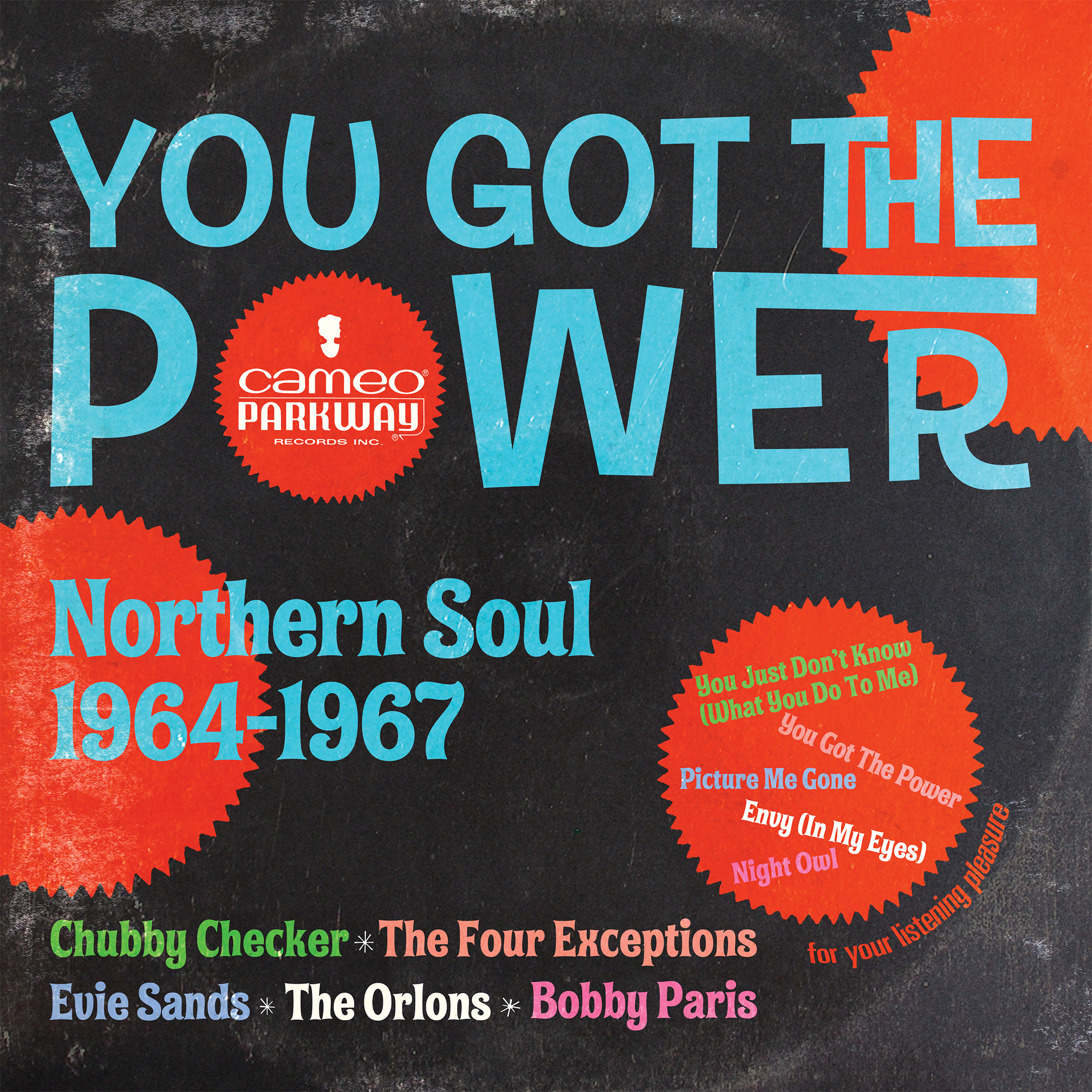 You Got The Power: Cameo Parkway Northern Soul 1964-1967