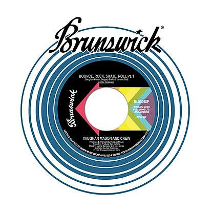 Bounce, Rock, Skate, Roll (Gold vinyl)