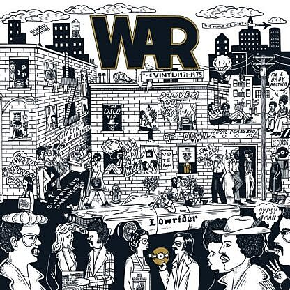 Give Me Five! The War Albums (1971-1975)