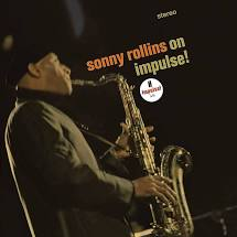 Sonny Rollins On Impulse (180gm analogue)