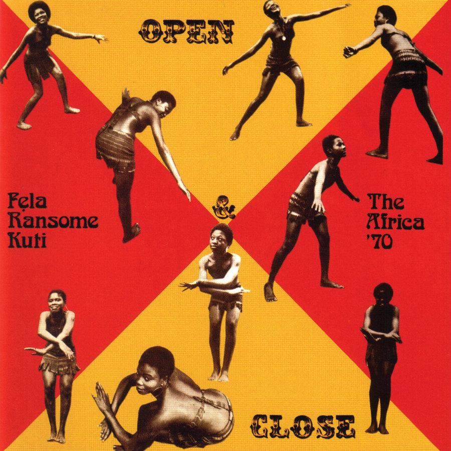 Open and Close - Black Vinyl