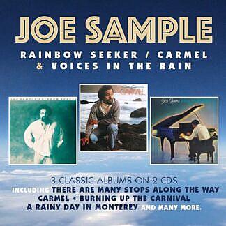 Rainbow Seeker/Carmel/Voices in The Rain (Pre-order due 13 August)
