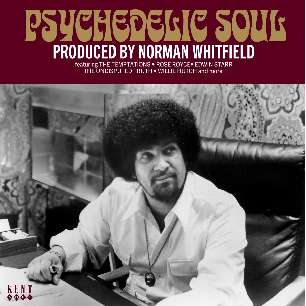 Psychedelic Soul - Produced By Norman Whitfield