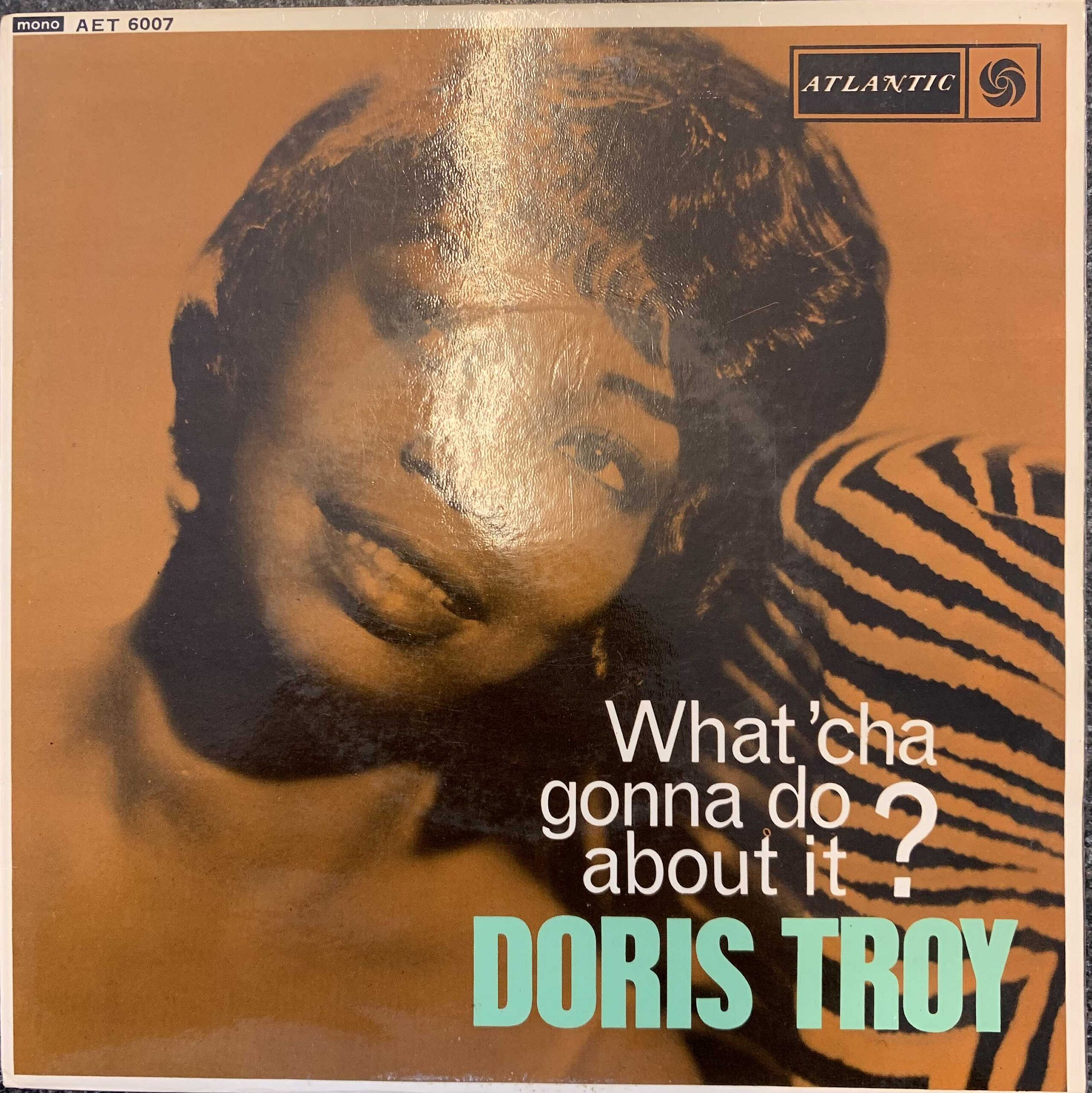 What'cha Gonna Do About It EP