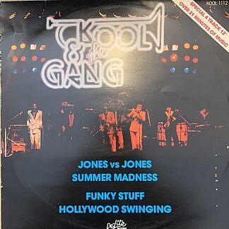 Summer Madness/Funky Stuff/Hollywood Swinging/Jones vs Jones