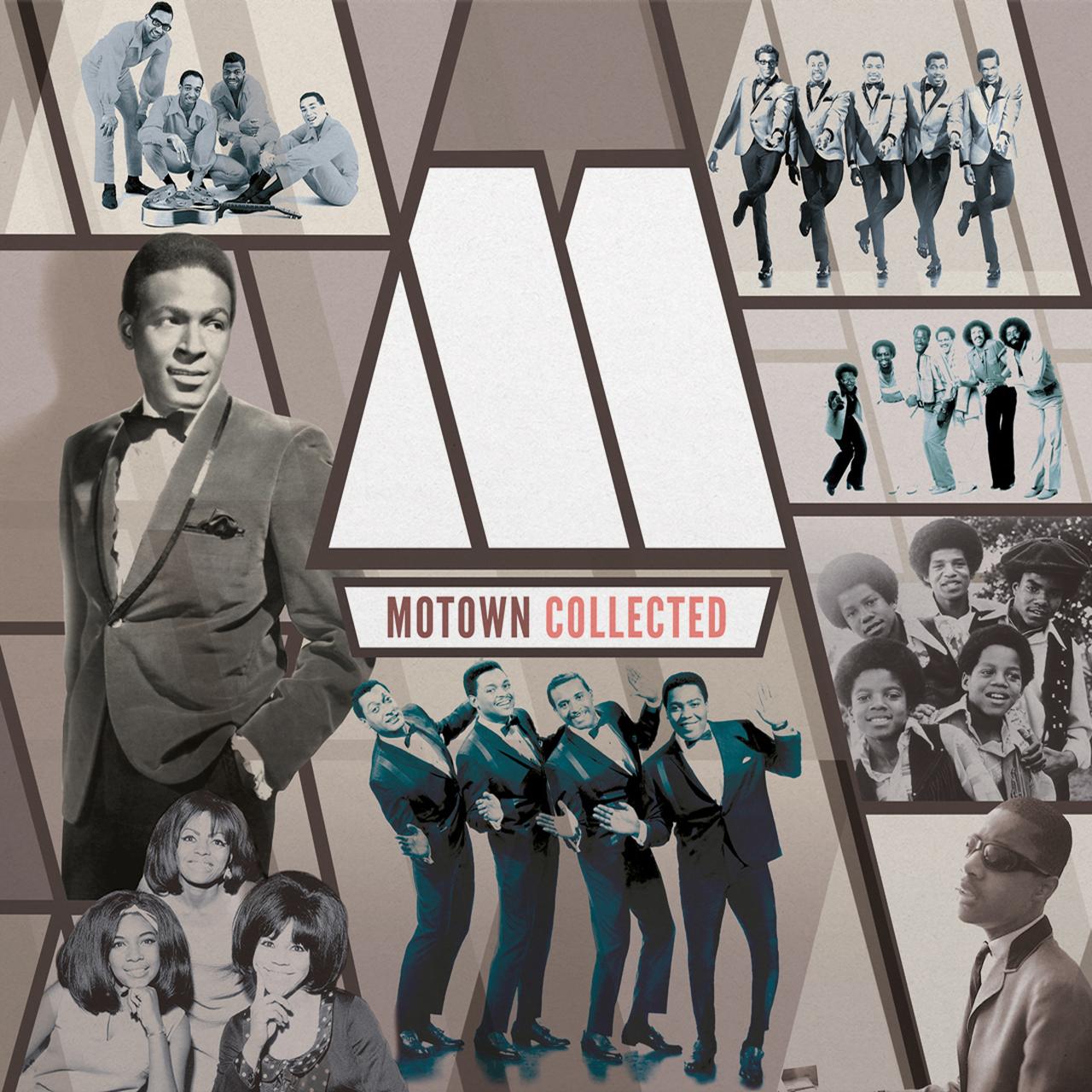 Motown Collected (White Vinyl)