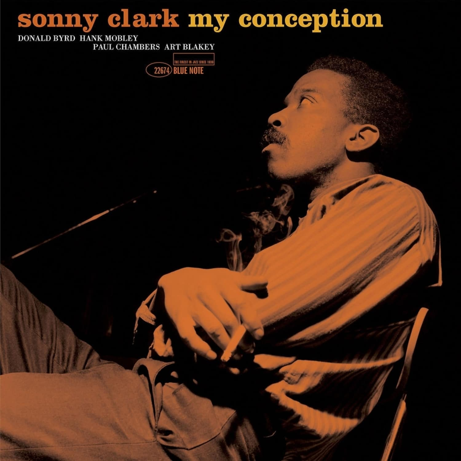 My Conception (180gm Analogue Blue Note Tone Poet) (Pre-order due 27 August)