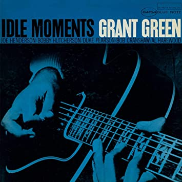Idle Moments (180gm analogue) Pre-order due 20 August)