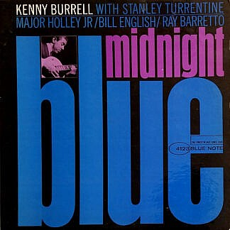 Midnight Blue (180gm analogue )  Pre-order due 20 August)