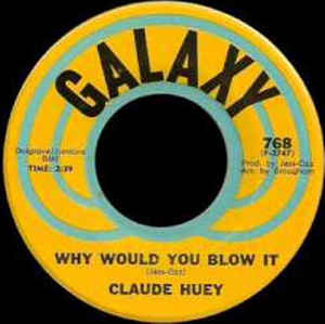 Why Would You Blow It / Why Did Our Love Go