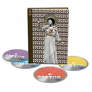 Aretha (4cd box set)