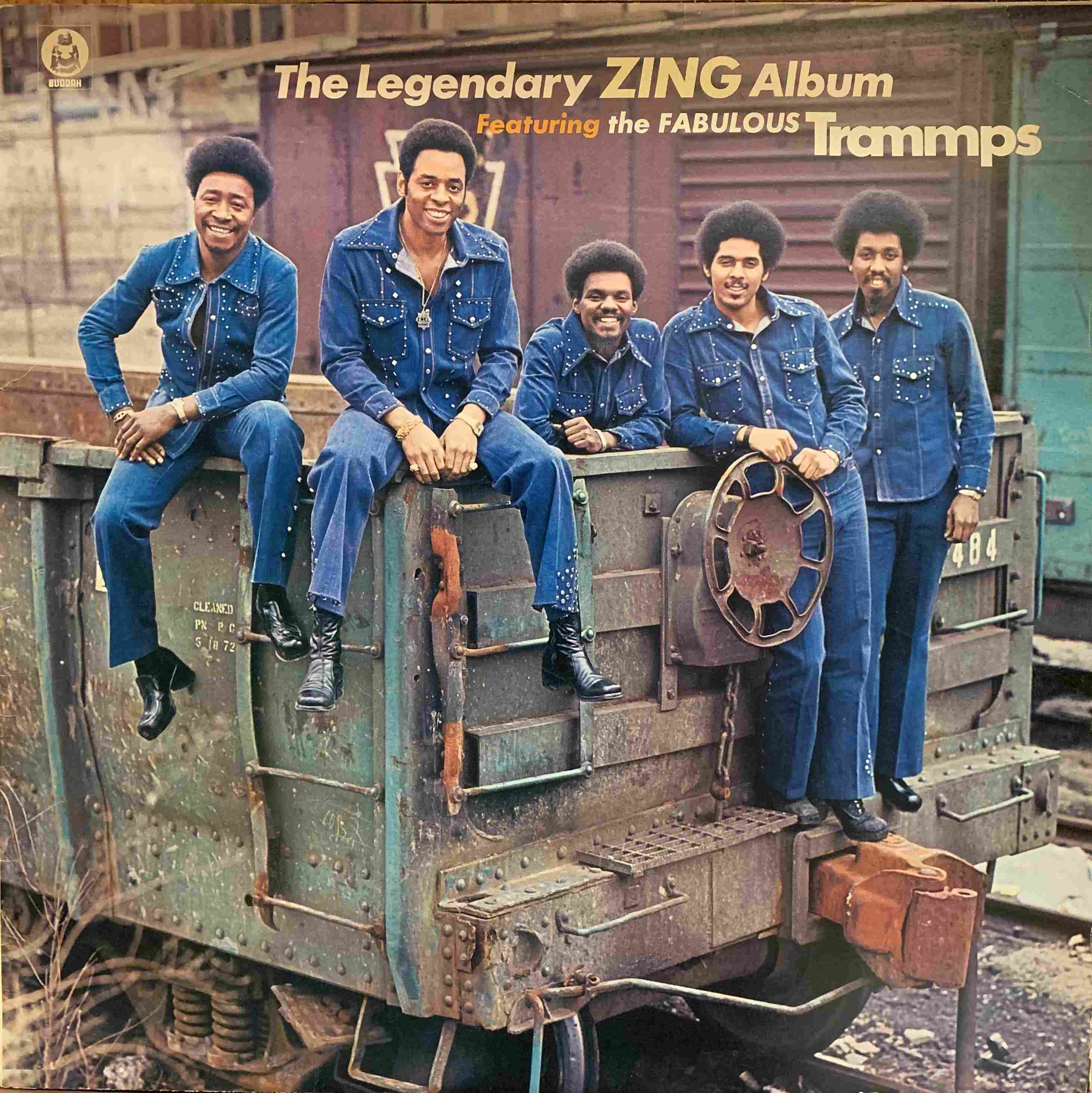 The Legendary Zing Album Featuring The Trammps