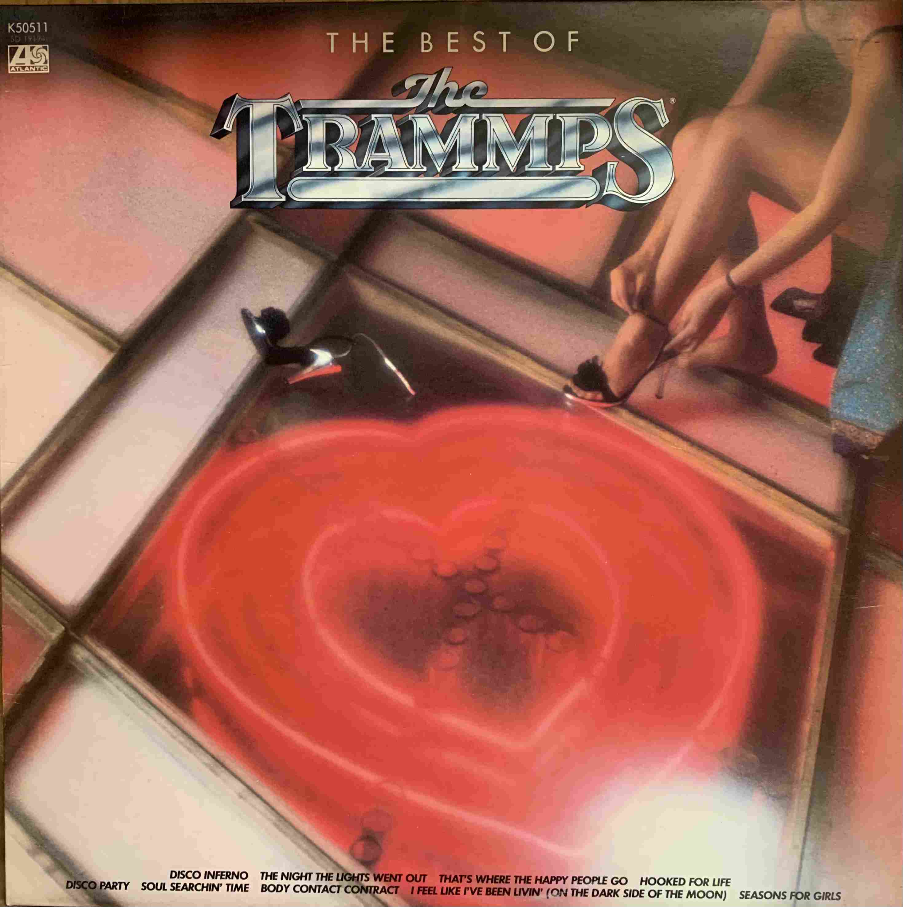 The Best Of The Trammps