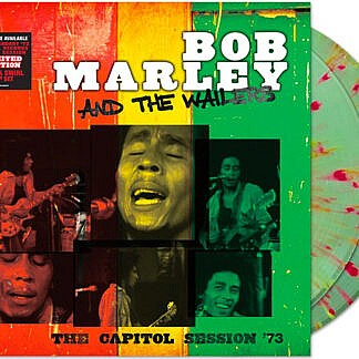 The Capitol Session '73 (Red and Green Vinyl)