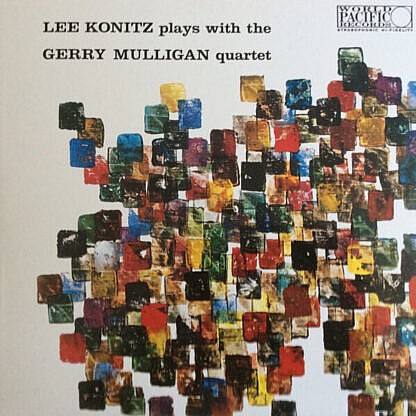 Lee Konitz Plays with the Gerry Mulligan Quartet (180gm Analogue Tone Poet Edition) (Pre-order due 8th October)