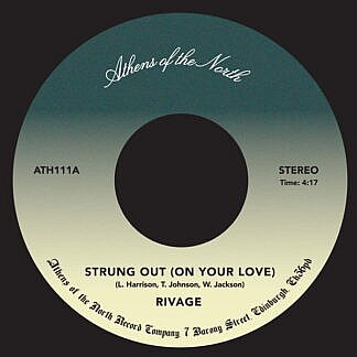 Strung out (On Your Love)/All  My Love Is For You