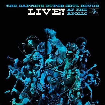The Daptone Super Soul Revue - Live at The Apollo (coloured vinyl)