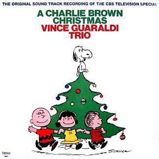 A Charlie Brown Christmas  (silver foil edition)